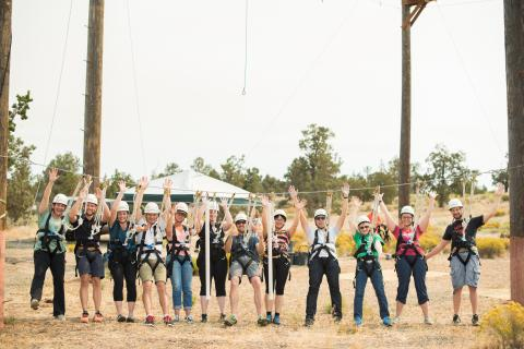 LDPE High Ropes
